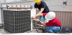 Air Conditioning System Installation